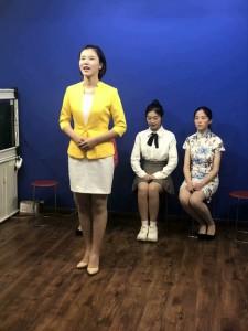 2019艺考喜报118号(武汉传媒学院 周子妍)